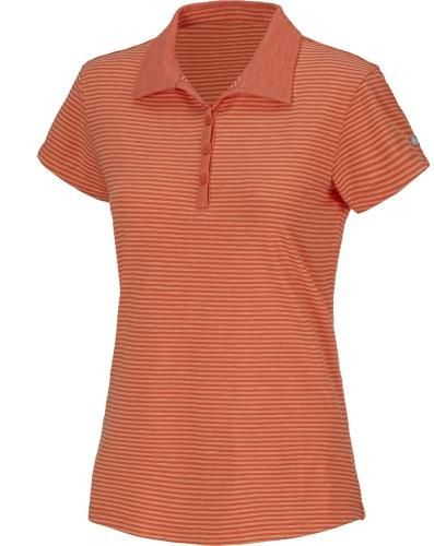 AL6274-865 S Поло Rocky Ridge  Stripe Polo оранжевый р.S